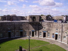 Redoubt Fort at Harwich