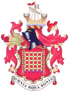 Harwich Town Council Crest