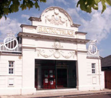 Electric Palace Cinema at Harwich