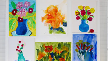 Artworks by the Dovercourt stroke group