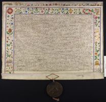 1604 Charter. Print supplied by Essex Records Office