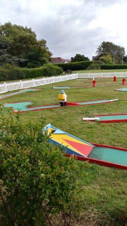 Crazy Golf (7)