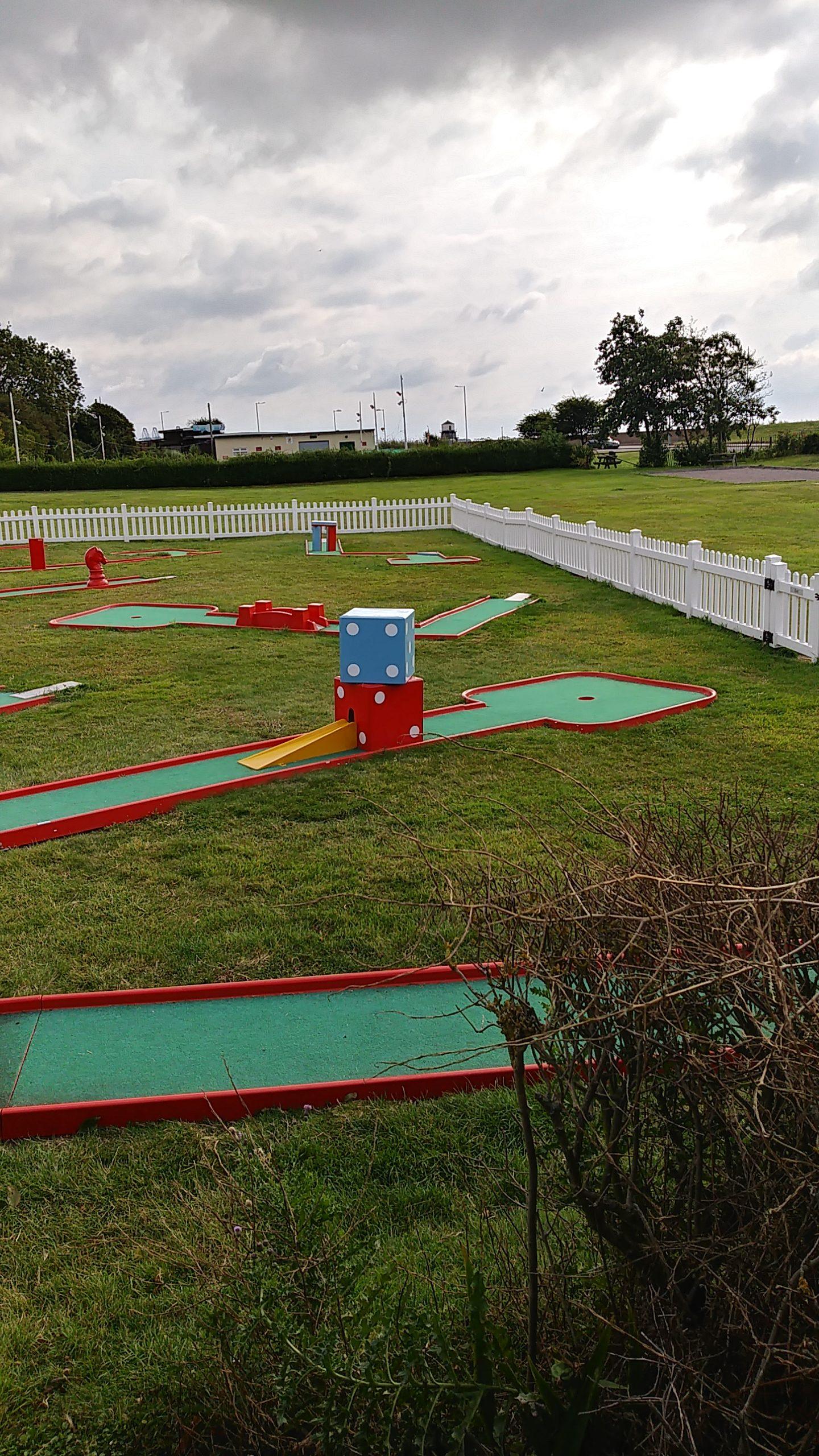 Crazy Golf (8)